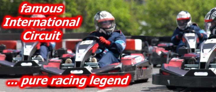 Go Karting Birmingham | #1 West Midlands Outdoor Circuit